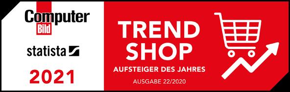 E-Commerce-Agentur: BS-Style GmbH - Computer Bild Auszeichnung Statista Elten-store.de. Trend Shop 2020 2021. Aufsteiger des Jahres.