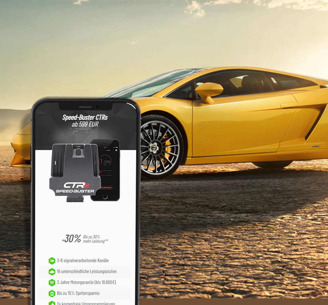 Speed Buster Chiptuning Onlineshop